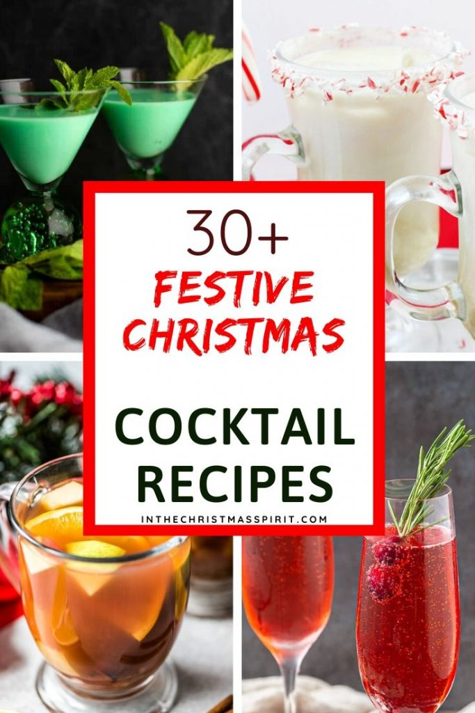 christmas alcoholic drinks