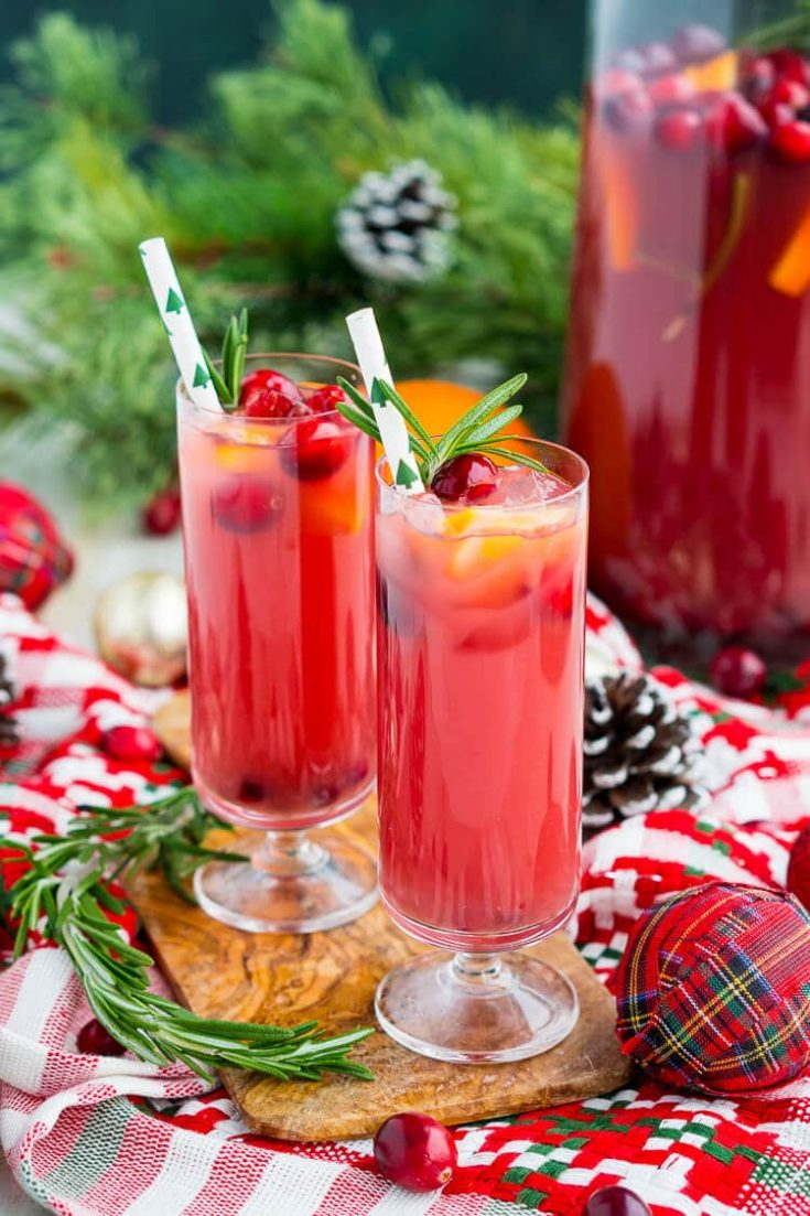 Christmas Punch (Alcoholic or Not)