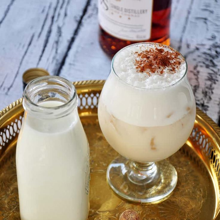 Milk Punch Recipe