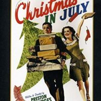 Christmas In July Movie