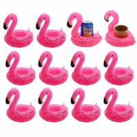 Flamingo Pool Drink Holders