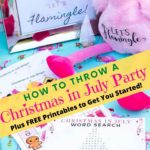 christmas in july pinterest