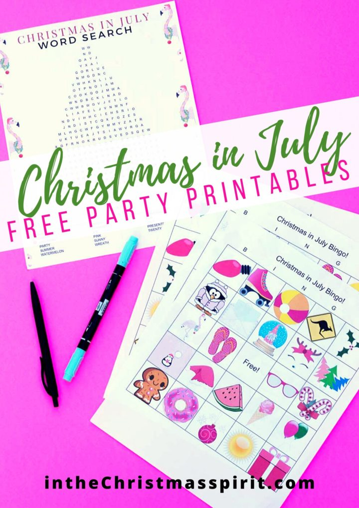 flamingo party printables free