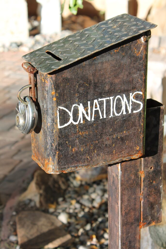 charity gift ideas for christmas